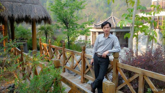 熊潇敏律师2014年4月在云南腾冲